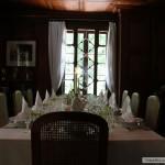 غرفة الطعام - متحف سويسرا المفتوح