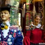 الملابس السويسرية التقليدية
