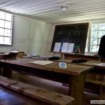 المدرسة قديما - متحف سويسرا المفتوح