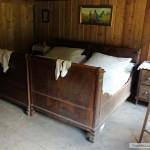 غرفة النوم - متحف سويسرا المفتوح